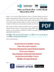 Relative Stability and Bode Plot - GATE Study Material in PDF