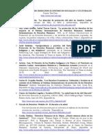 SITIOGRAFÍA ACERCA DE DERECHOS ECONÓMICOS SOCIALES Y CULTURALES