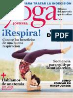 Yoga Journal España – Enero y Febrero 2018