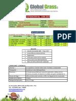 Analisis de Precios Unitarios GRASS