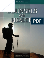 Counsels on Health by The Ellen G. White Estate