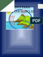 Métodos Para Separar Mezclas CAMILA ANTONIA