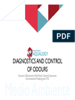 Diagnostics and Control of Odours-General Presentation