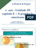 A POPULAÇAO AMERICANA.pps