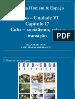 CUBA E SOCIALISMO.pps