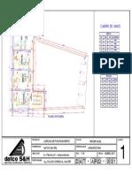 Plano de Arquitectura y Electrica Licencia de Funcionamiento-plano de Arquitectura
