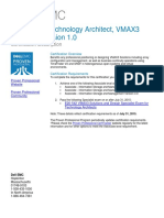 e20-542 - VMAX3 Solutions and Design Specialist.pdf