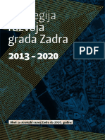 Strategija Razvoja Grada Zadra 2013. - 2020.