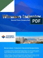 Winnsen Charging Station Catalogue2017