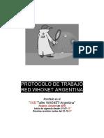 Protocolo WHONET Consensuado 2017 Final