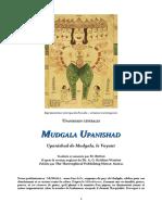 Mudgala Upanishad - Martine Buttex.pdf