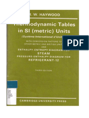 haywood-thermodynamic-tables-in-si-units pdf
