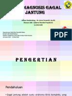 Referat Dr amrul - CHF (pita).ppt