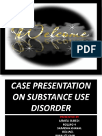 Case Presentation on Cannabis (2)