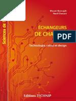 Echangeurs de Chaleur Technologie Calcul Et Design