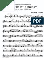 Damase , Sonate en Concert Flute part.pdf