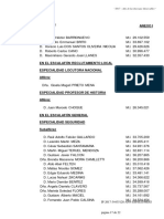 Ascendieron a Emmanuel Echazú, el gendarme imputado en el caso Maldonado