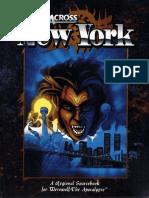Rage Across New York - WW3100