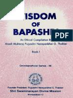 Wisdom of Bapashri