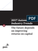 2017 Automotive Industry Trends