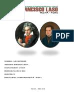 Biografias - Formas y Estilos