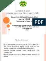 PPT Lapsus HNP