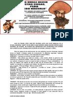 Carta de Cafrune a Yupanqui