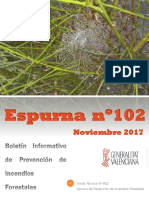Boletín Espurna noviembre 2017
