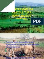 2Evolução agricultura