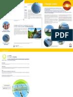 Document ERDF Energie Solaire