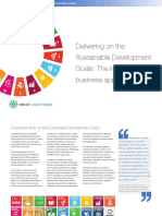 WBCSD Inclusive Business SDGs(1)