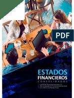 Tesis Estados Financieros Consolidados de una Empresas de Telecomunicaciones
