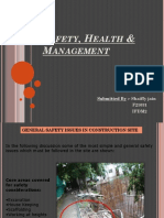 Safety, Health & Management