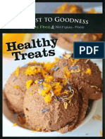 Honest to Goodness Healthy Treats eBook