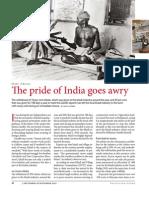 KHADI -The Pride of India Goes Awry! .........Naresh Kadyan
