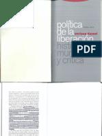 Dussel Enrique Politica de La Liberacic3b3n