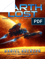 Earth Lost (Earthrise, Book 2) by Daniel Arenson