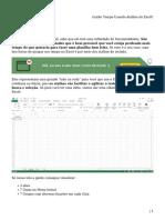 Ganhe Tempo Usando Atalhos Do Excel!