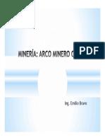Arco Minero Orinoco Emilio Bravo