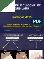 Floria Mariana - Tahicardiile Cu QRS Larg