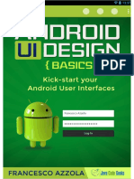 Android UI Design Basics