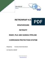 Retrowrap HD Specifications (2014)