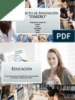 Presentacion Proyecto Final ESMERO