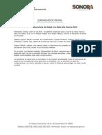 01/01/17 Presenta Secretaría de Salud a la Niña Año Nuevo 2018 -C.011801