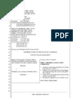Google gender pay lawsuit