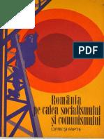Romania Pe Calea Socialismului Si Comunismului
