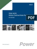 Argus RSM 45_50 Rectifiers