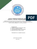 Bioplástico Proyecto Ecopol Paralelo3 Daniela Loor Total