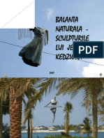 Balanta Naturala-Sculpturile Lui Jerzy Kedziora