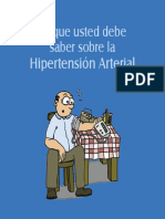 Folleto Hipertension